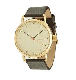 TOKYObay Hudson Watch - Gold