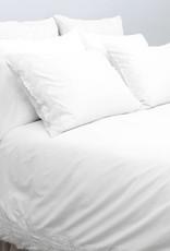 Pom Pom at Home Grace King Pillowcases - White