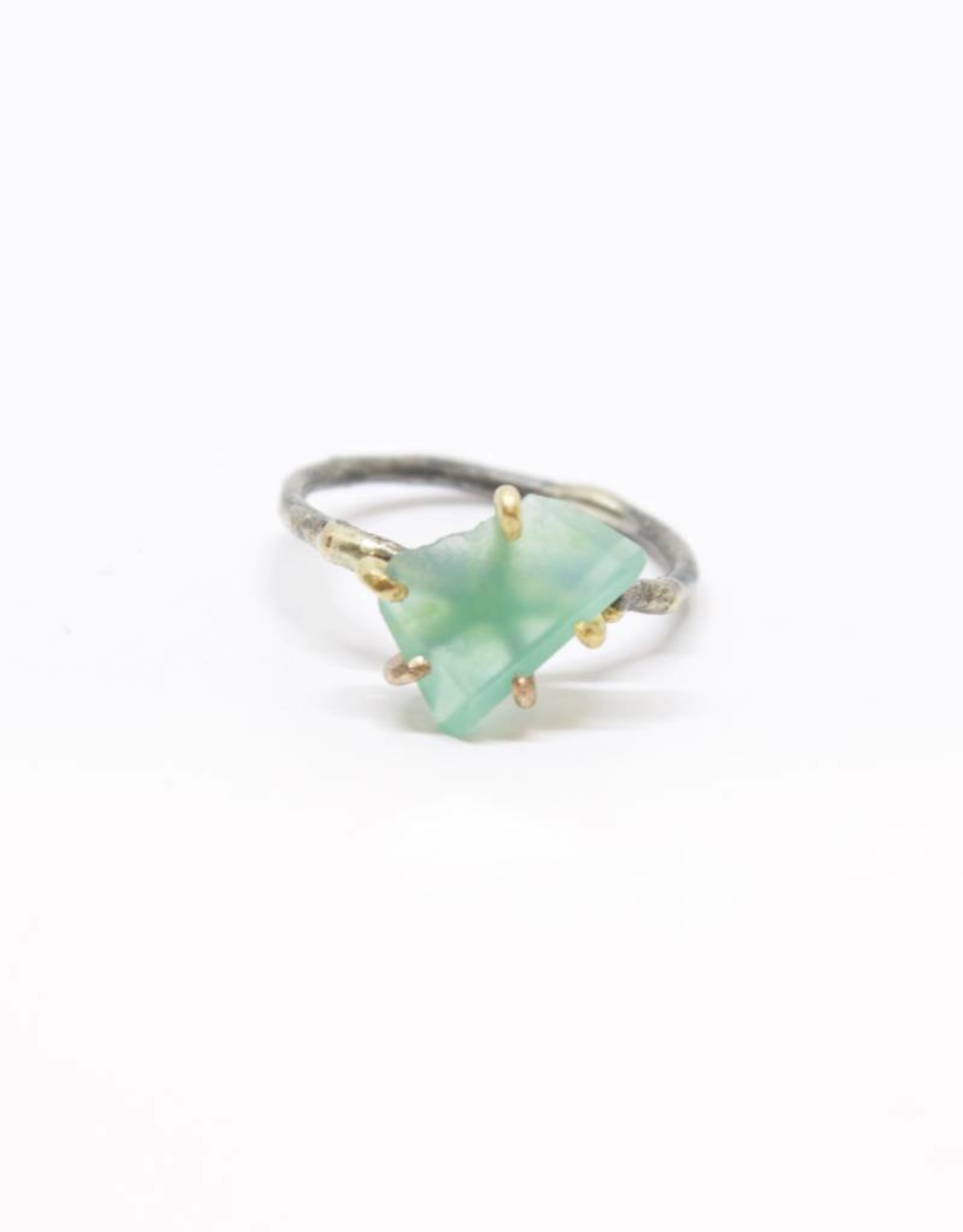 Variance Objects Gem Silica Small Ring