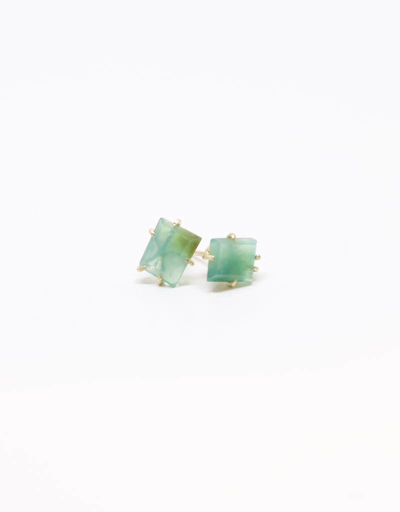 Variance Objects Gem Silica Small Studs
