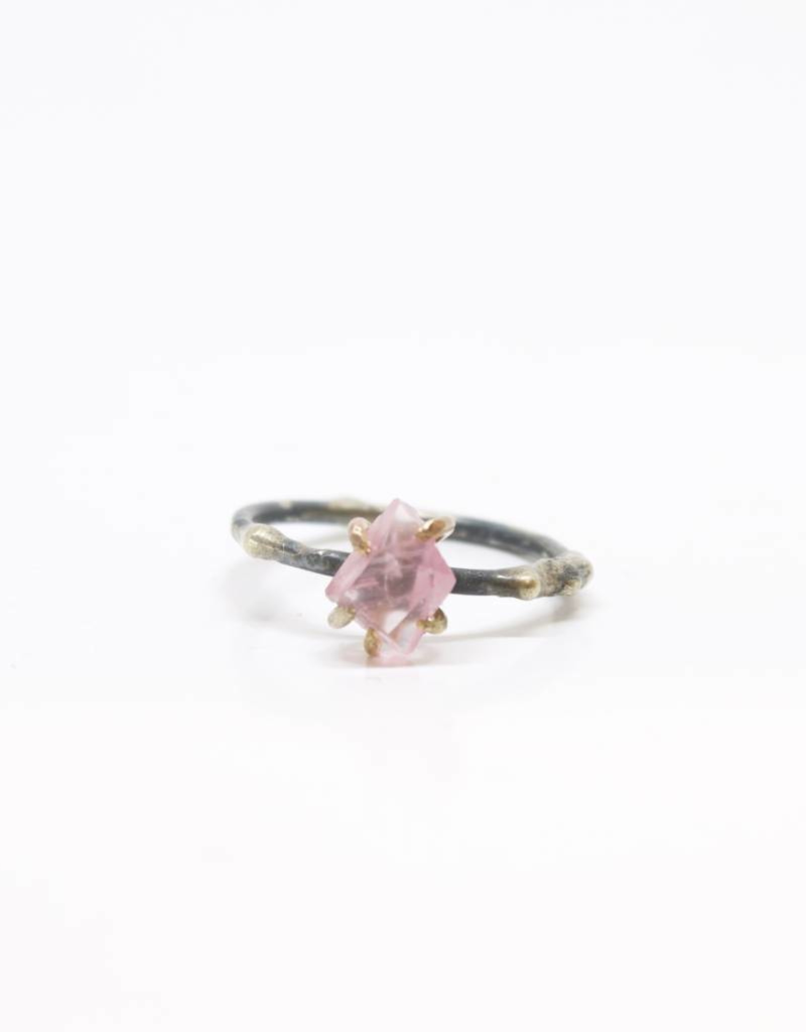 Variance Objects Pink Tourmaline Small Ring