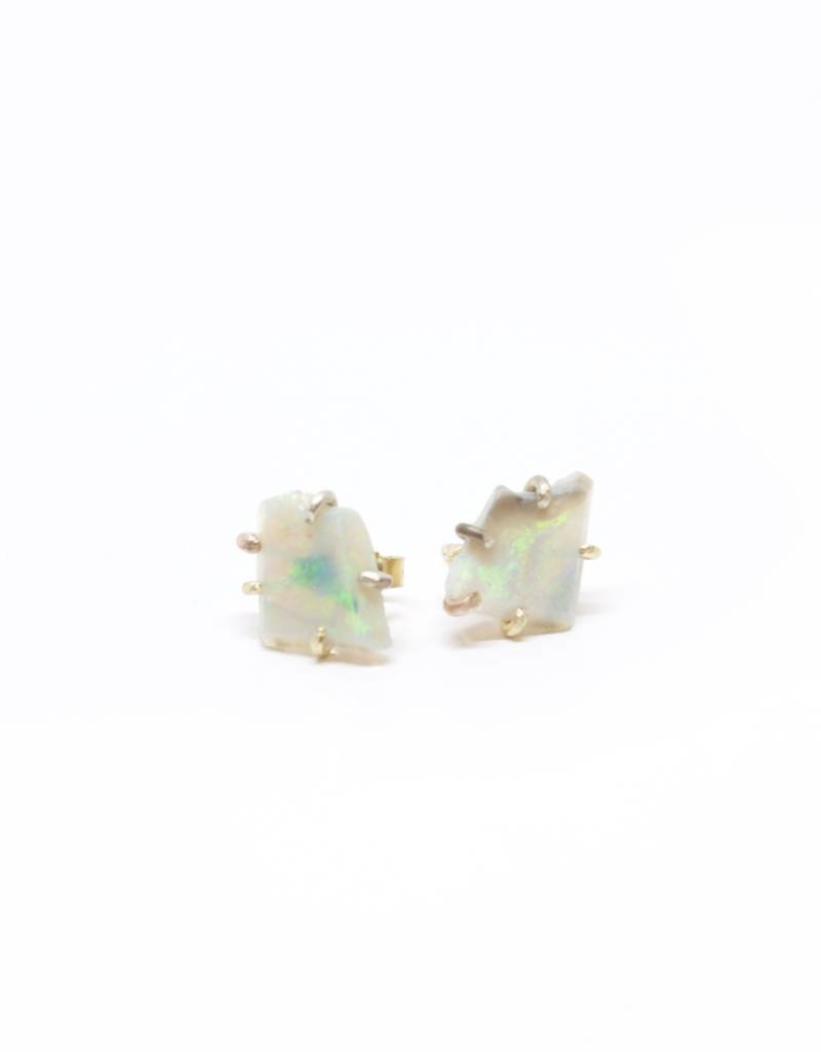 Variance Objects Australian Opal Large Studs