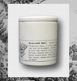 Village Common Highland Dell Candle