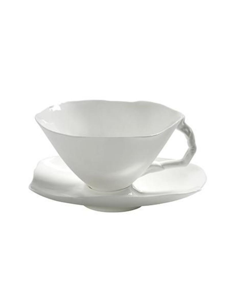 BIDK Home Cup + Saucer Set