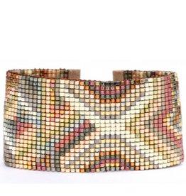 Julie Rofman Jewelry Alta Beaded Bracelet