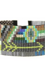 Julie Rofman Jewelry Arrows Beaded Bracelet