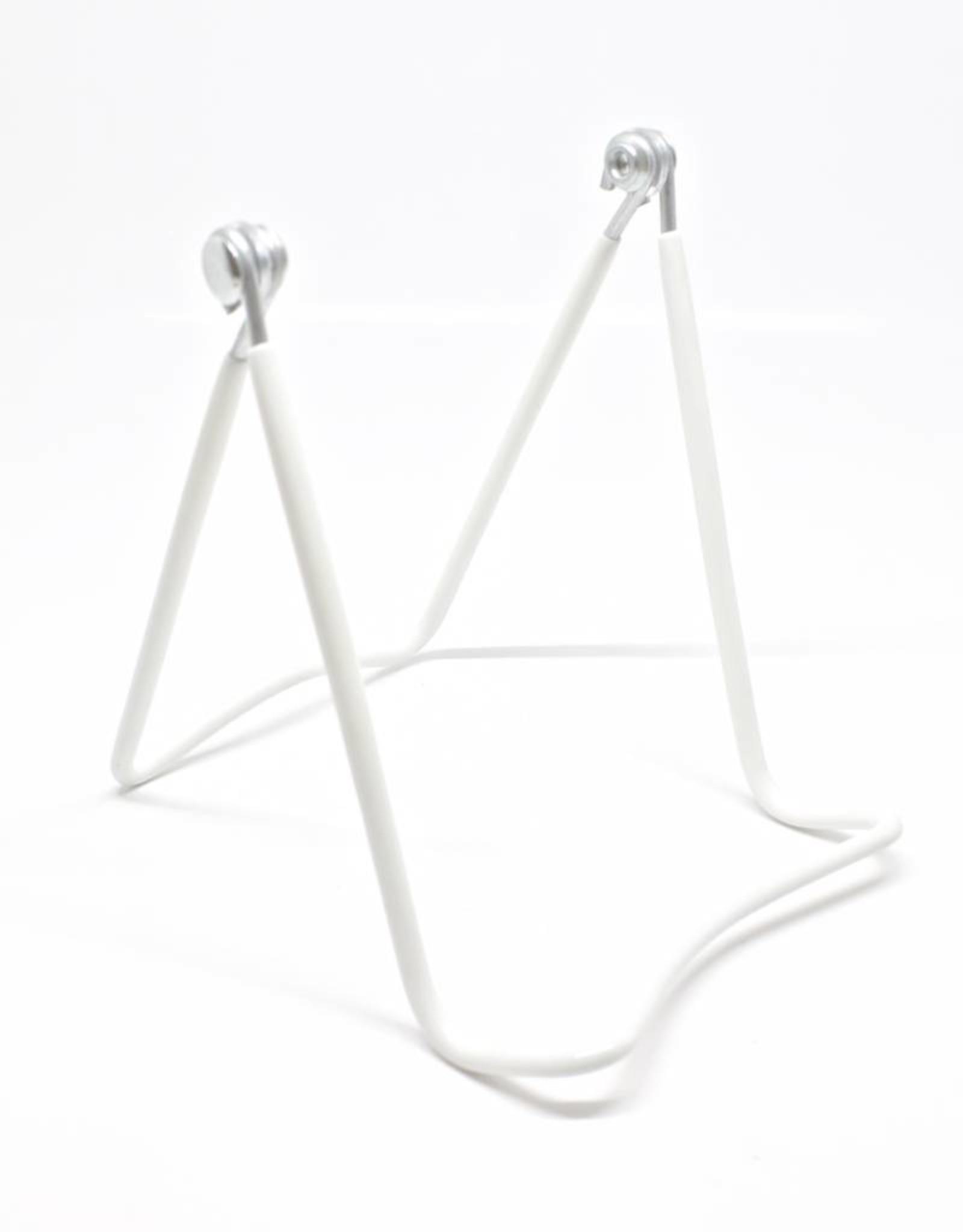 Fog Linen Dish Stand - White
