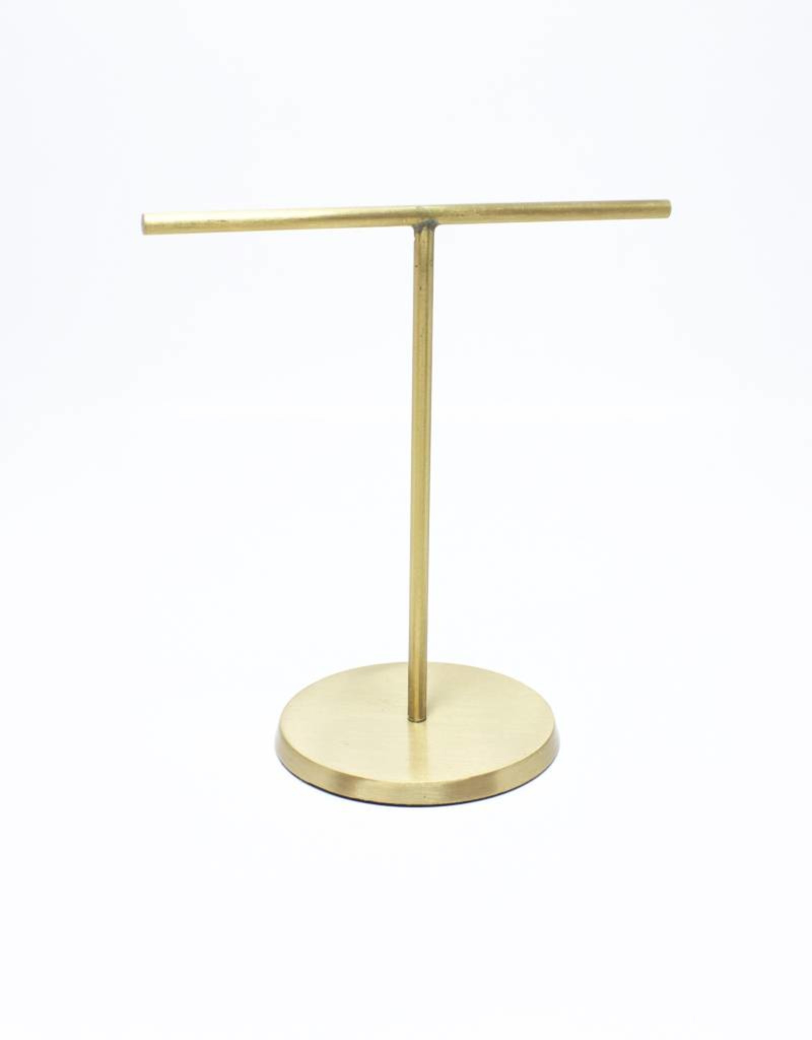 Fog Linen Brass Accessory Stand