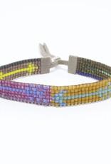 Julie Rofman Jewelry Arrows (Warm) Beaded Bracelet