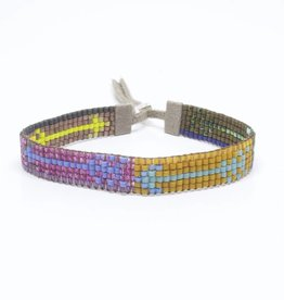 Julie Rofman Jewelry Arrows (Warm) Beaded Bracelet