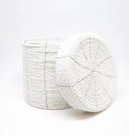 MooMoo Designs Bead Wire Canister - Large