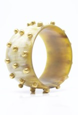 MooMoo Designs TS Raised Stud Bracelet - Light