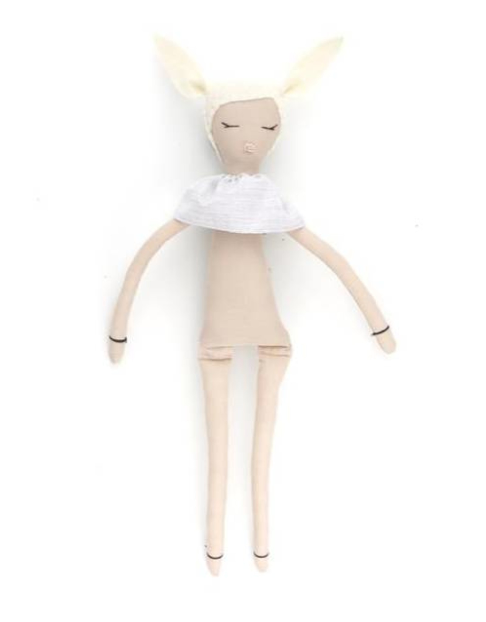 Dumye Tiny Foot Petite Doll - Dusty Blue