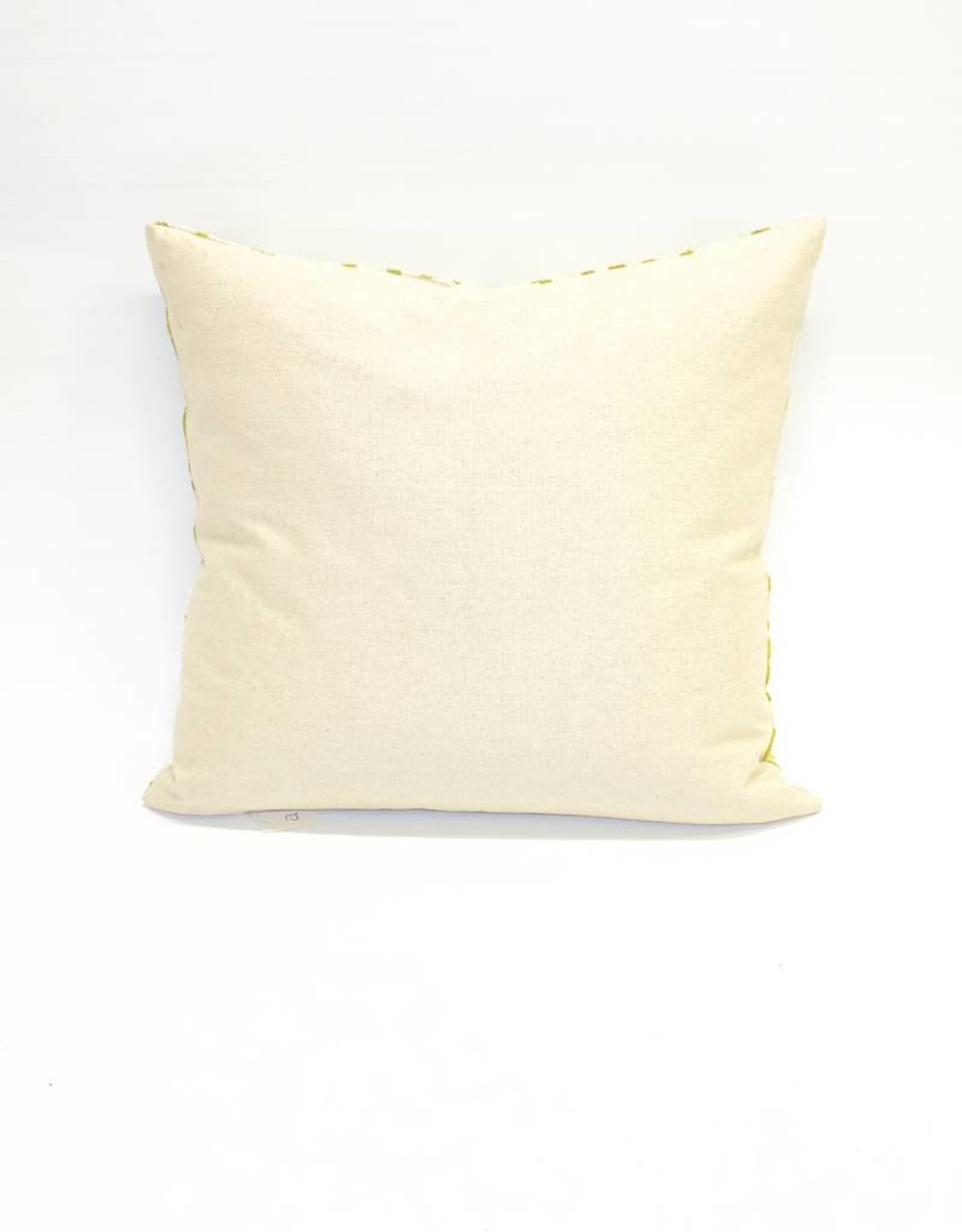 Tasdemir Rugs Ikat Silk Pillow - Large Square