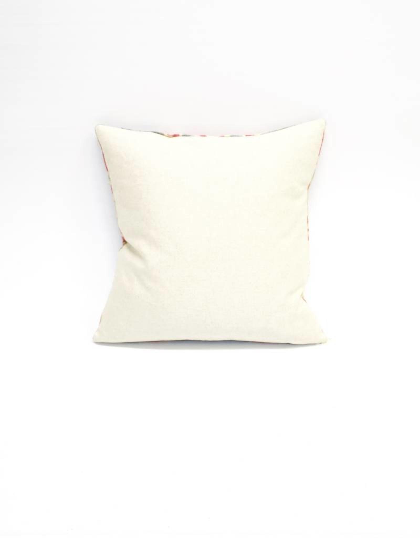 Tasdemir Rugs Ikat Silk Pillow - Square