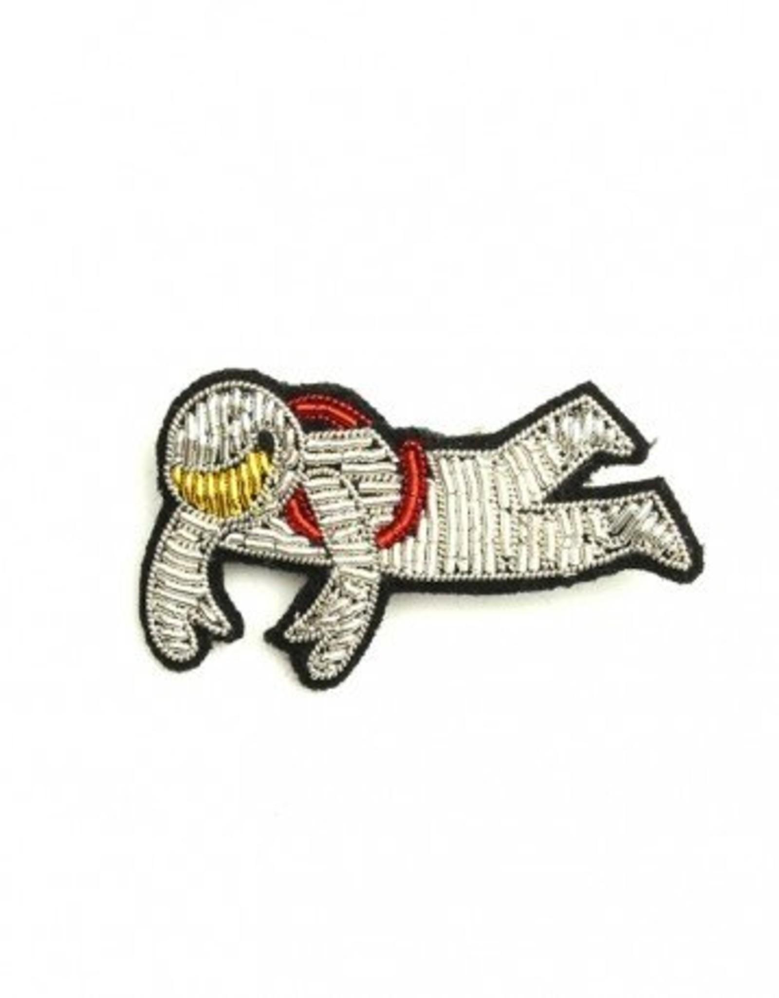 Macon & Lesquoy 'Cosmonaut' Pin