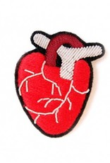 Macon & Lesquoy 'Anatomical Heart' Pin