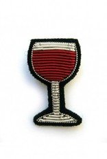 Macon & Lesquoy 'Red Wine' Pin