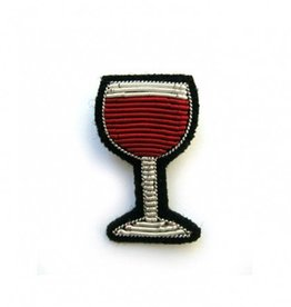 Macon & Lesquoy Red Wine Pin - Small