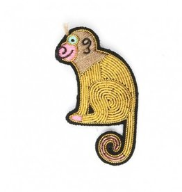 Macon & Lesquoy Monkey Pin
