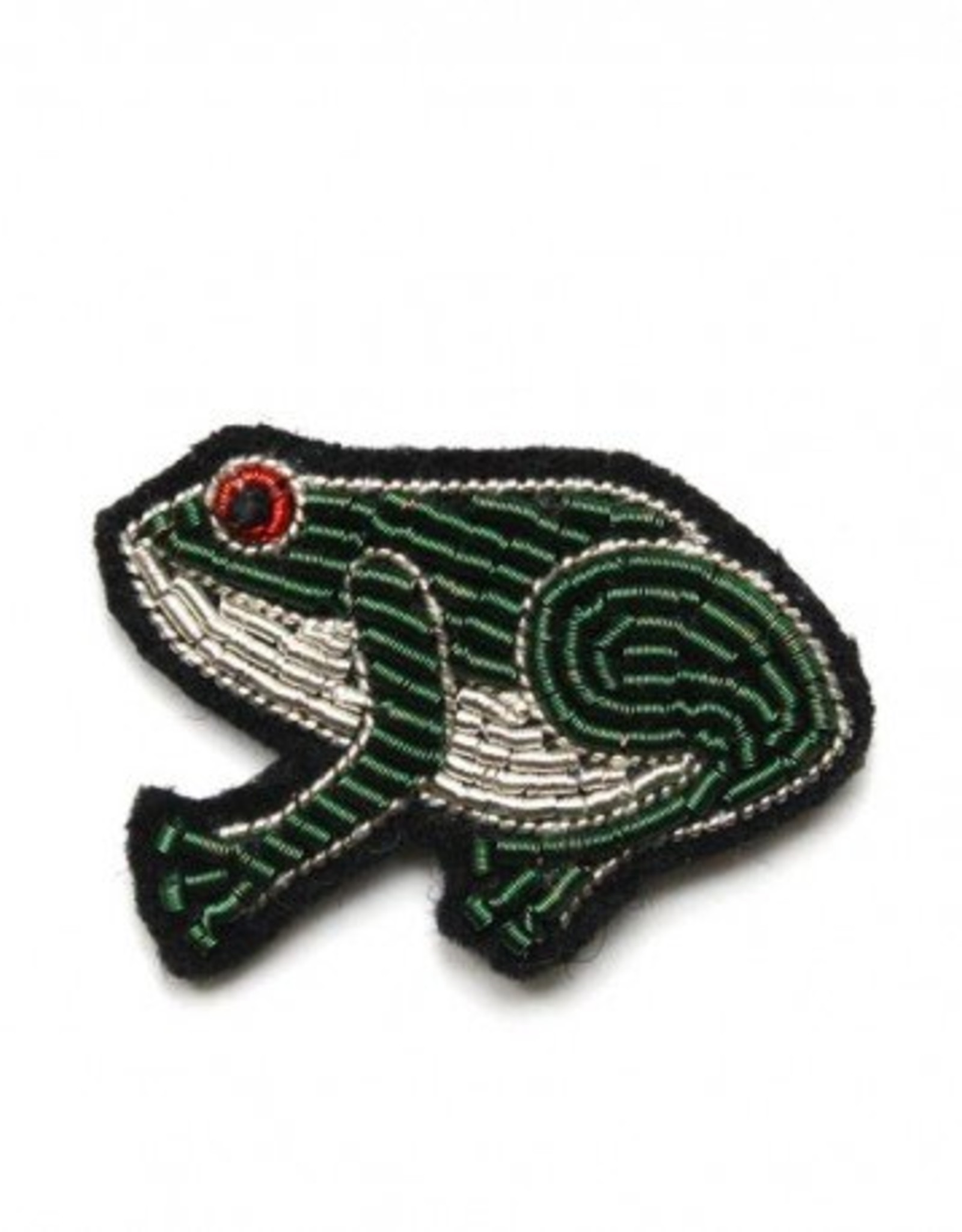 Macon & Lesquoy 'Frog' Pin