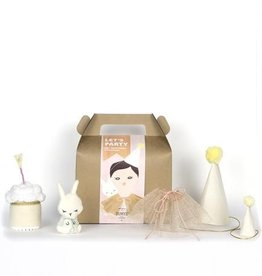 "Dumye ""Let's Party"" - Doll Accessory Kit"