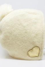 Nooks Mohair Bonnet - Cream