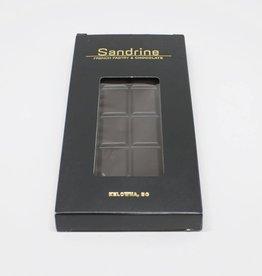 Sandrine Sandrine's Tanzania Dark Chocolate Bar