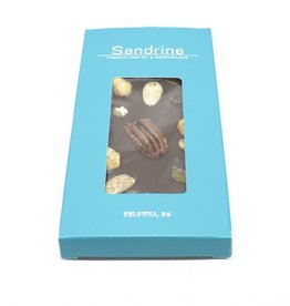 Sandrine Sandrine's Dark Chocolate with Nuts and Dried Fruits Bar