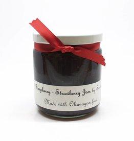 Sandrine Strawberry  Raspberry Jam