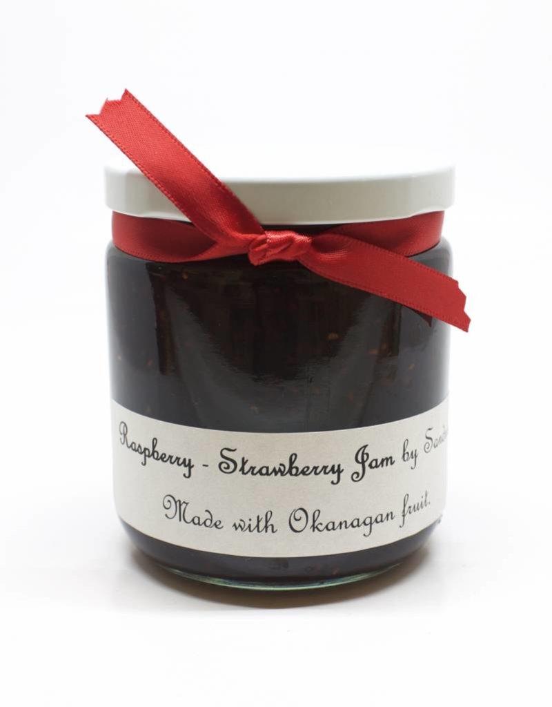 Strawberry  Raspberry Jam