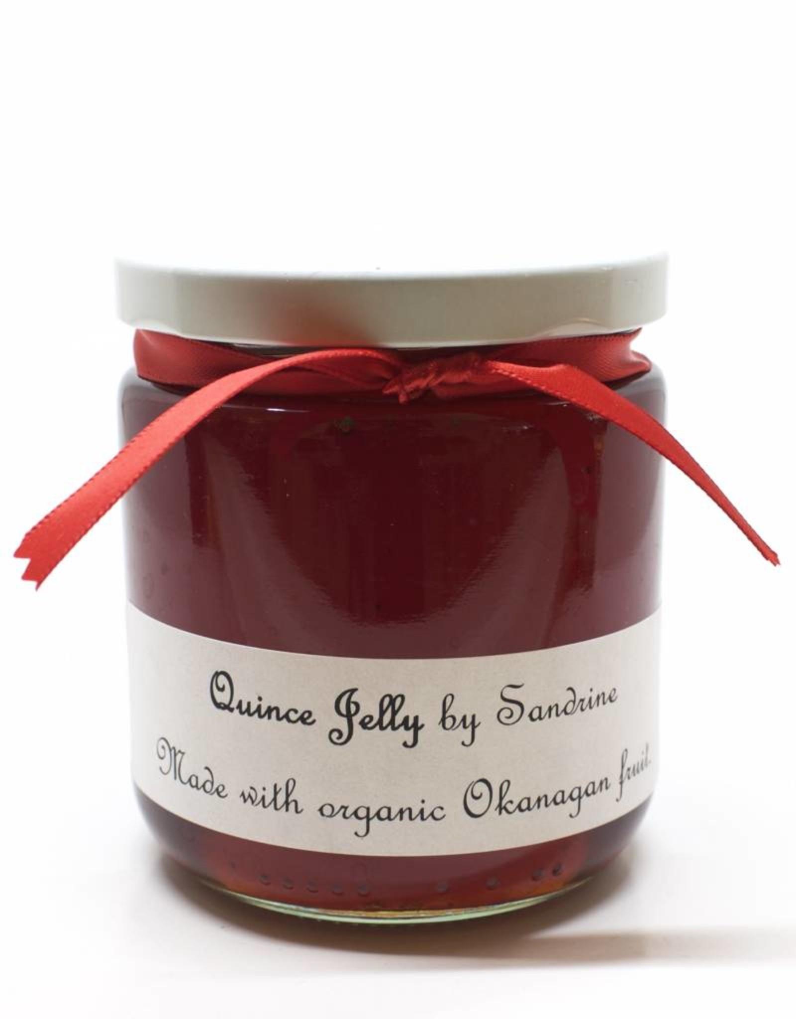 Sandrine Quince Jelly