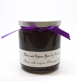 Plum and Spices Jam