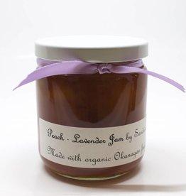 Sandrine Peach Lavender Jam