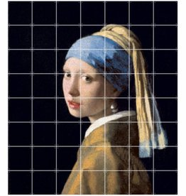 IXXI Pixelated Girl with a Pearl Earring