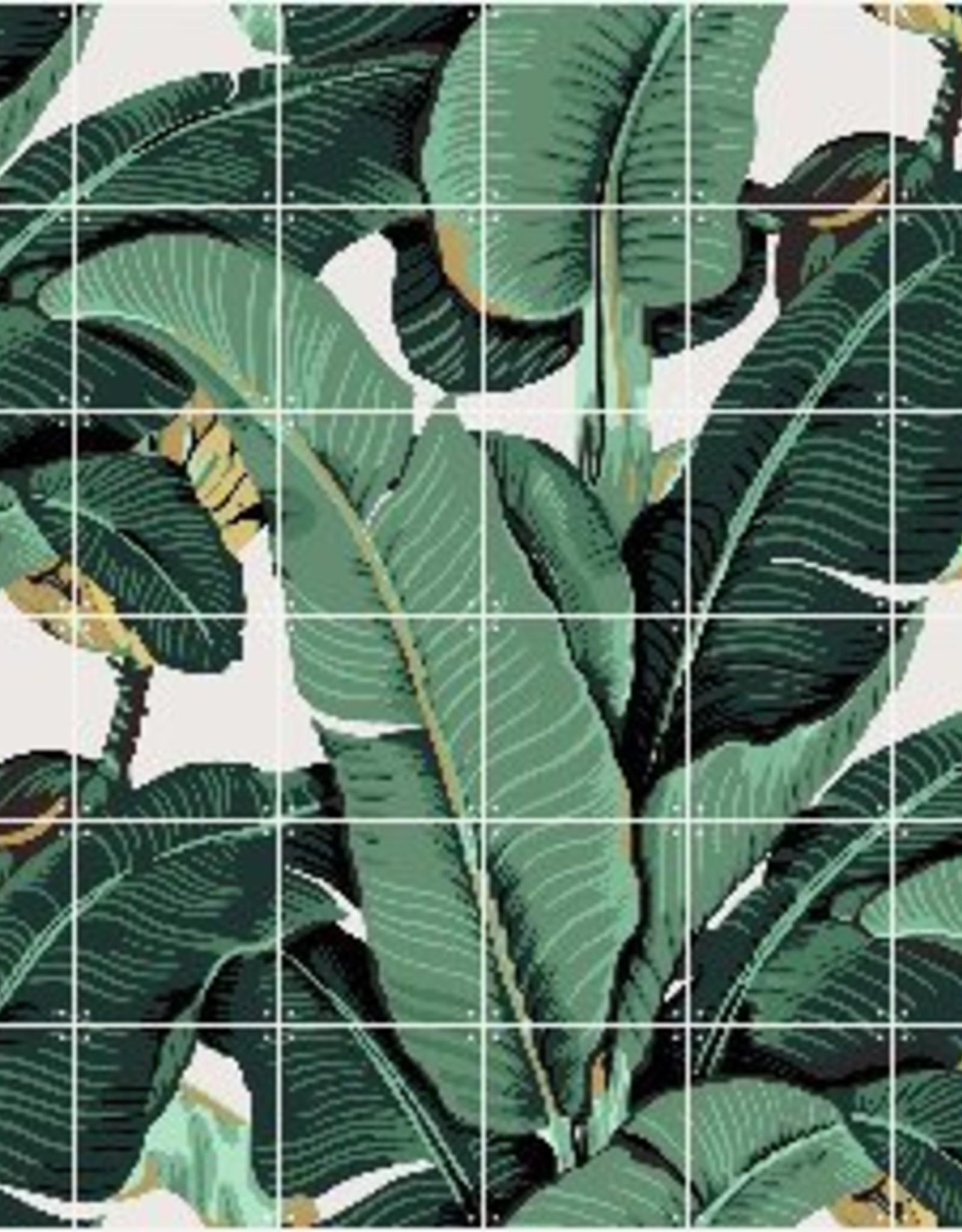 IXXI Martinique Banana Leaf - 160cm x 120cm