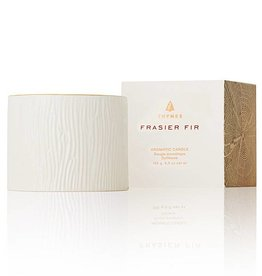 Thymes Frasier Fir Ceramic Candle - Petite