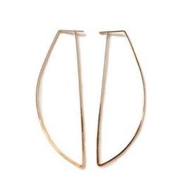 Satomi Studio Cone Peak Earrings - Large