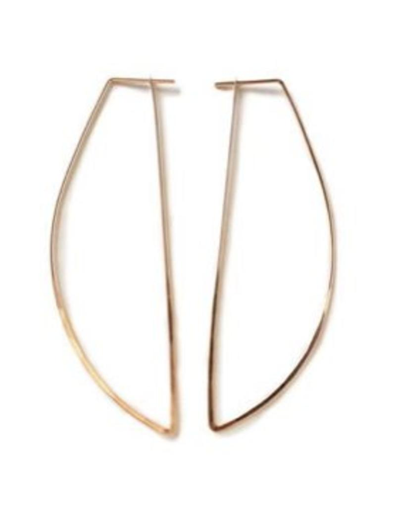Satomi Studio Cone Peak Earrings - Large