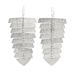 Sarah Swell Fishbone Earrings