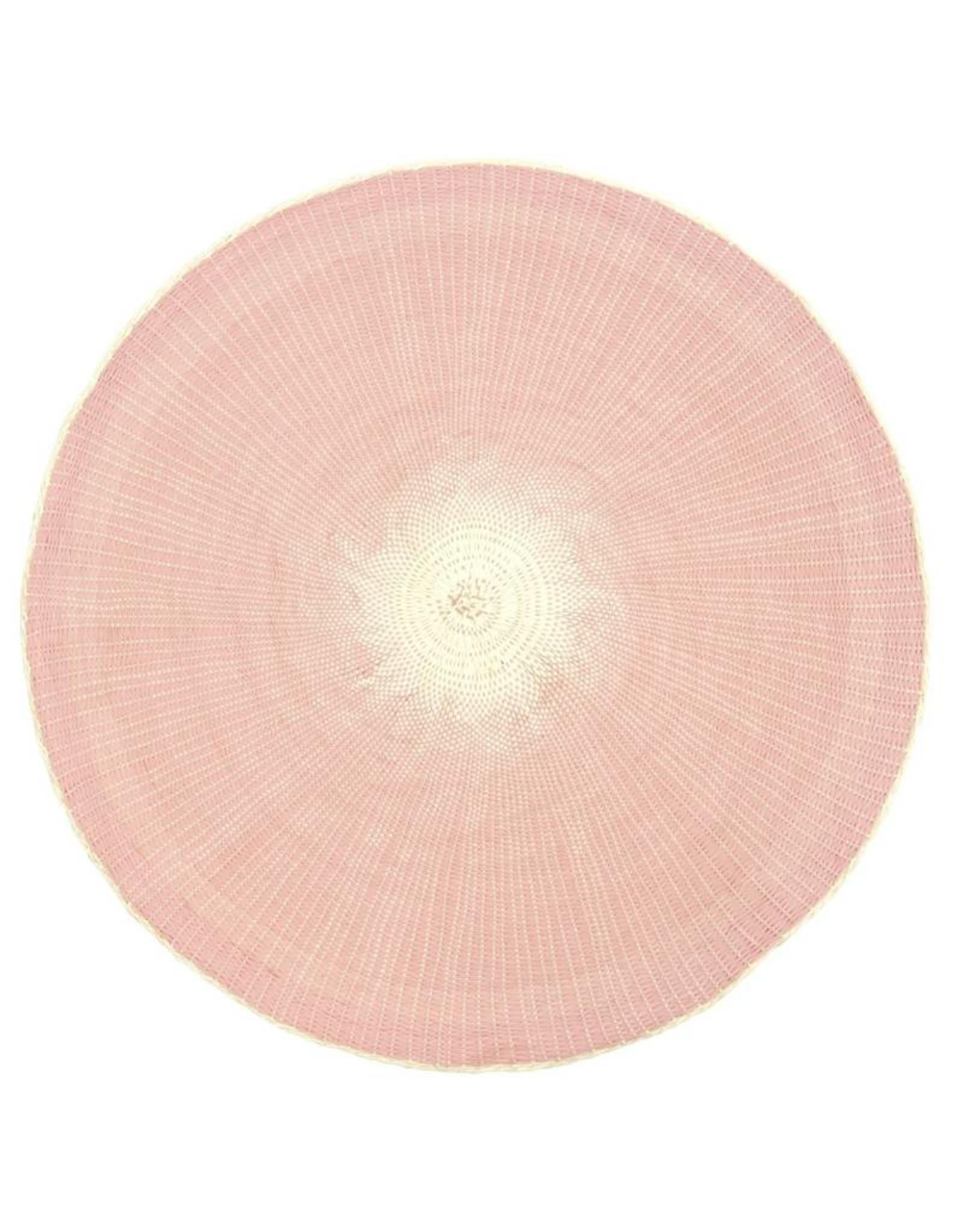 Indaba Willa Placemat - Pink