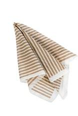 Teton Stripe Napkin - Sand