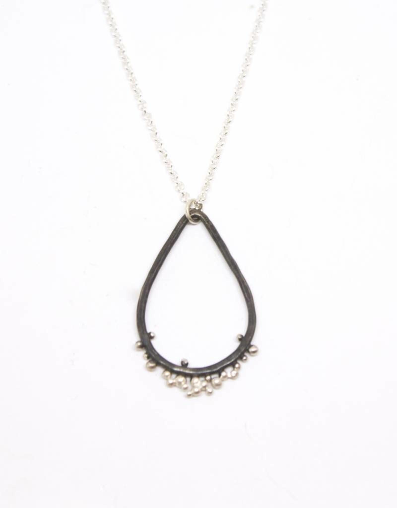 Sarah Swell Flotsam & Jetsam Teardrop Necklace