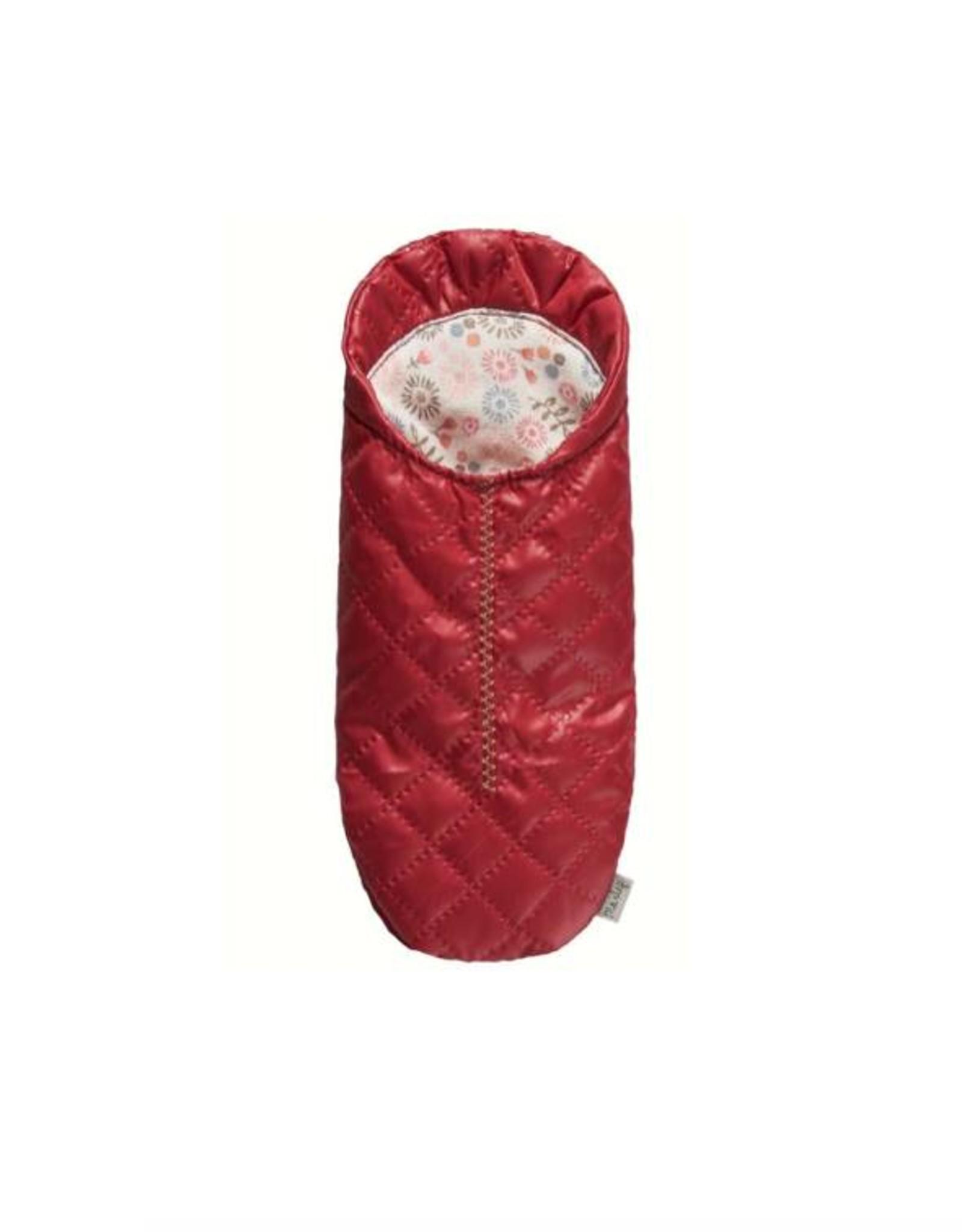 Maileg Mouse Sleeping Bag - Red