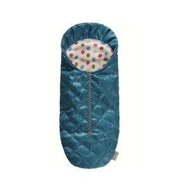 Maileg Mouse Sleeping Bag - Teal