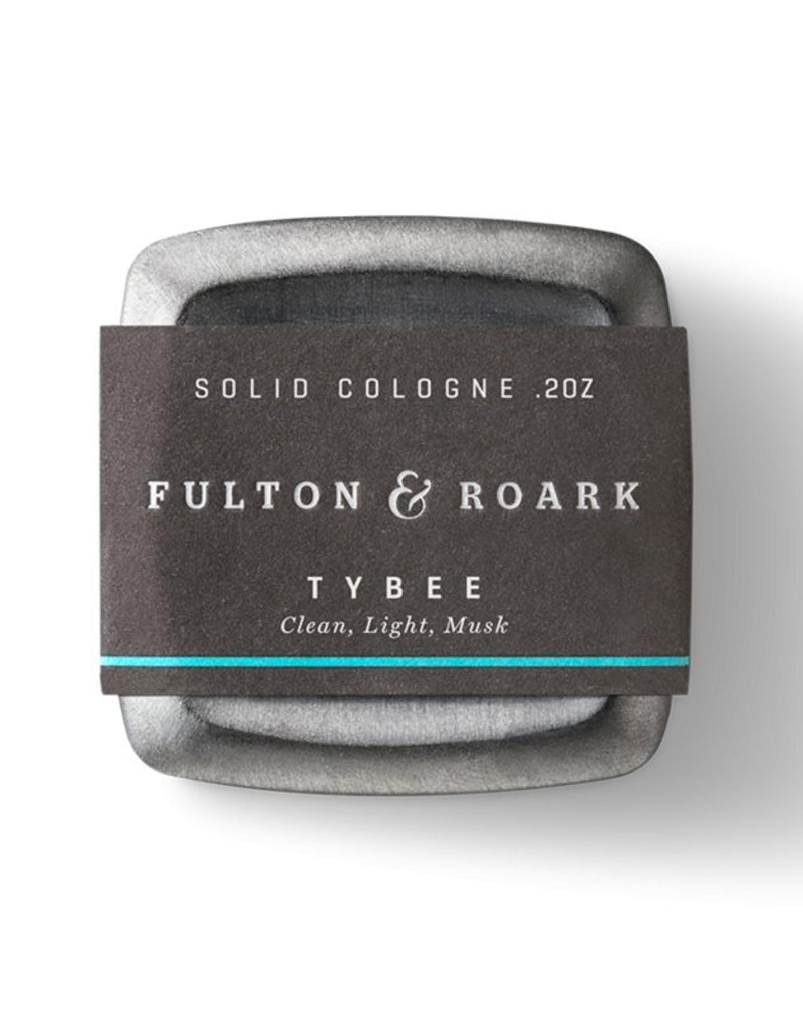 Fulton & Roark Tybee Solid Cologne