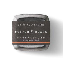 Fulton & Roark Shackleford Solid Cologne