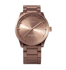 Leff Amsterdam Tube Watch S - Rose Gold