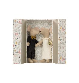 Maileg Mice Wedding Couple
