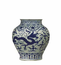 BIDK Home Chinese Paper Vase - Small